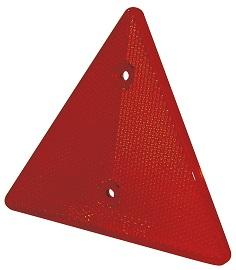 Reflex Triangel Röd Jokon