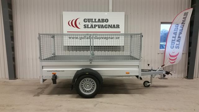 Humbaur HA132513 750 kg Nätgrind 70cm