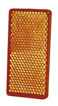 Reflex gul, 70×34 mm
