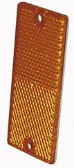 Reflex gul, 90×40 mm