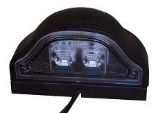 Skyltlykta Aspöck Regpoint LED