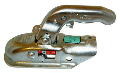 Kulkoppling Knott K20-A Plåt