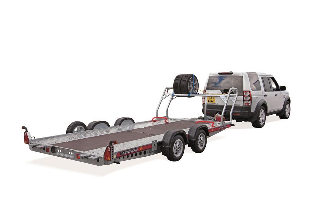 Brian James A4 Transporter, 265020