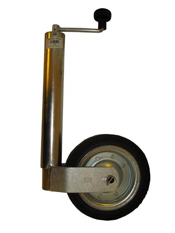 Stödhjul 60 mm 255×80 500kg
