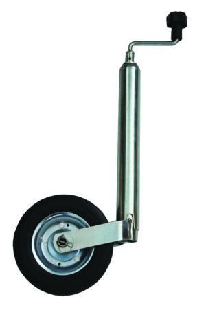 Stödhjul 48mm 200×50 Plåtfälg